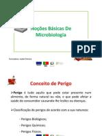 Noçoes Básicas de Microbiologia
