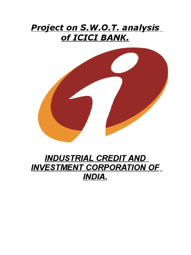pest analysis of icici bank Our promoters: icici bank limited and prudential corporation holdings limited public offer of up to 181,341,058 equity shares of face value of ` 10 each (equity shares) of icici prudential life insurance company limited (our company) for cash at a.