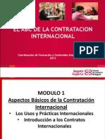 El ABC de La Contratacion Internacional