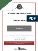 TÓPICOS DE ÉTICA - MÓDULO 2