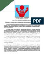 Viva La Protesta Popular Masiva Del Pueblo Peruano