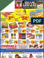 Friedman's Freshmarkets - Weekly Specials - April 4 - 10, 2013