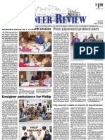 Pioneer Review, March 21, 2013