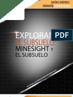 Minesight subterraneo MINTEC