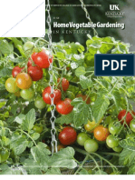 Book Kentucky Home Vegetable Gardening
