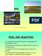 River Environments Powerpoint