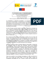 VII Programa Marco de I+D de la Unión Europea en España