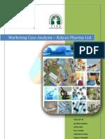 Kalyan Pharma Case Solution