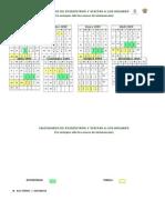 Calendario-encuentrosYvisitas-Orotava