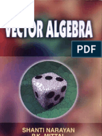 Textbook of Vector Algebra