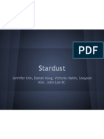 irp project - stardust