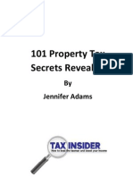 101 Property Tax Secrets Revealed 2012 2013