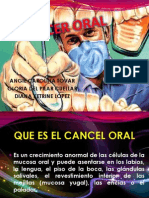 Cancer Oral 2012