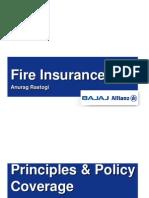 Fire Insurance ITC