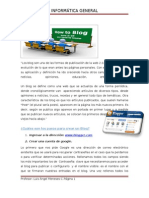 Manual Para Crear Un Blog (1)