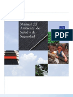 Environment Health and Safety Supplement to the TOE Guidebook-Spanish