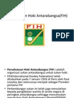 Persekutuan Hoki Antarabangsa(FIH)