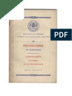 Denbigh Coronation Festivities June 1953