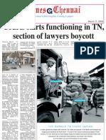 Times Chennai E-Paper, March 11, 2009