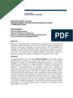 AUP274 - Programa