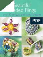 Beautiful Beaded Rings