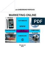 Marketing Online Curs