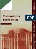 Valqui Holger - Matematica Recreativa