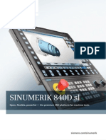 SINUMERIK 840D