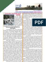 Giornalino Club Alpino Catanzaro n° Primavera 2013