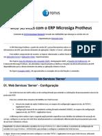 Web Services Com o Erp Microsiga Protheus