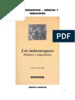 Adriano Romualdi - Los Indoeuropeos