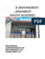 Services Management Dominos Grp 10