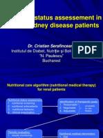 12-Nutritional Care Algorithm for Renal Patients
