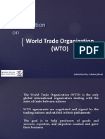 new wto