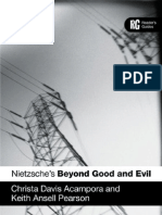 Acampora AnsellPearson 2011 Nietzsche ReadersGuide Beyond Good and EvilGuide