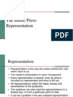 Representation Powerpoint