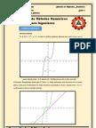 Cottos Bustamante Carlos - Desarrollo de Primera Práctica de Métodos Numéricos