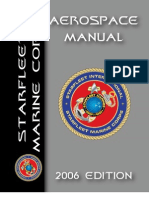 Star Trek Starfleet   Aerospace Manual
