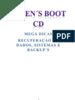 Hiren Boot CD - Dicas