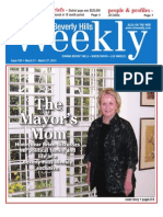 The Mayor's Mom -- Beverly Hills Weekly, 703
