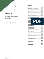s71200 Telecontrol Manual