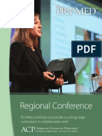 Pri-Med Washington, DC Conference Brochure