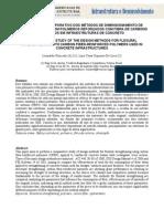 Estudo comparativo dos métodos de dimensionamento de reforço à flexão com polímeros reforçados com fibra de carbono aplicados em infraestruturas de concreto