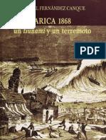 Arica Un Tsunami y Un Terremoto