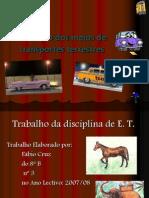 evoluodosmeiosdetransporte-110501165805-phpapp01