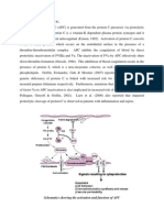 Activated Protein c