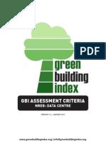 GBI NREB Data Centre Tool V1.0