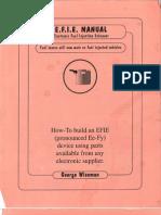 EFIE Manual[1]