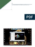 Pravljenje screenshota