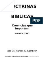 Doctrina Biblica i
